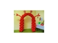 Crab arch for school fundraining event