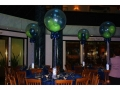 Balloons with LED lights