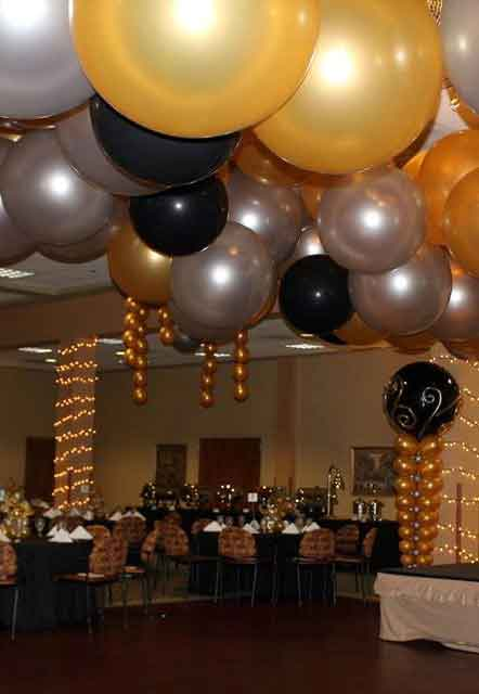 Elegance In Balloon Decoration Parties Events Balloon Glam